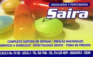 Drogueria Saira